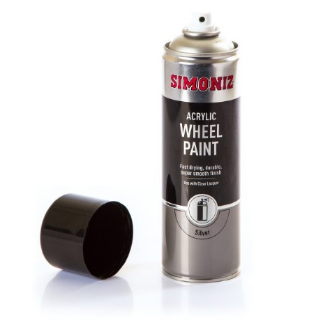 SILVER WHEEL SPRAY